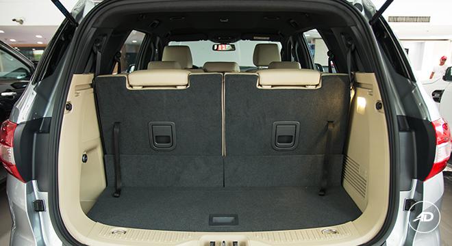 Ford Everest Titanium 3.2L 4x4 AT