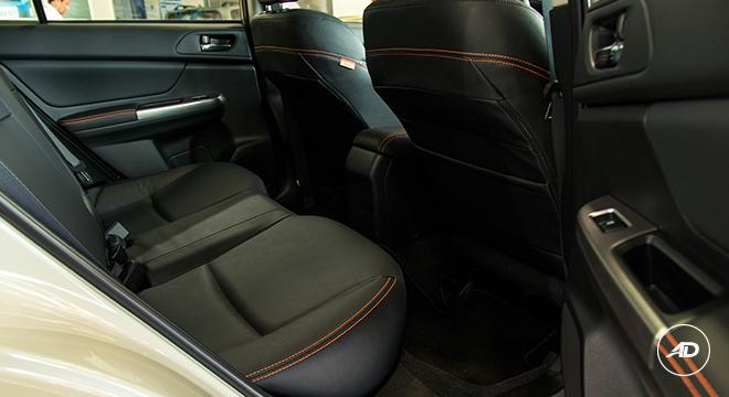 Subaru XV 2.0i-S