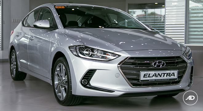 Hyundai Elantra 2.0 GLS AT