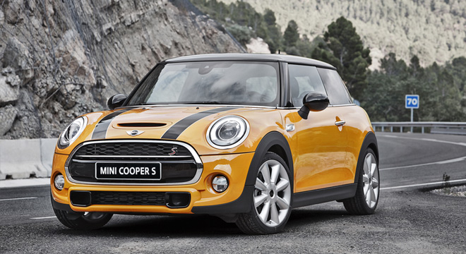 Mini Cooper 2.0L S (3Dr)
