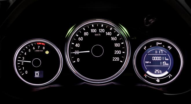 Honda City 1.5 VX NAVI CVT