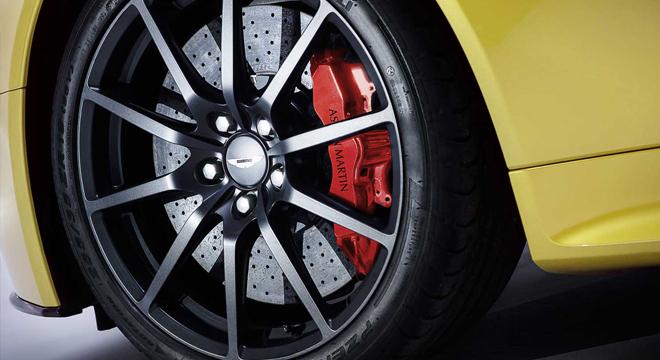 Aston Martin Vantage V12 S Coupe