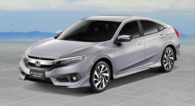 Honda Civic 1.8 E Modulo