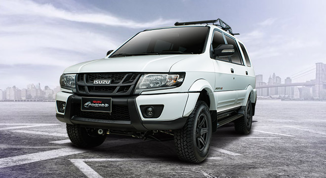 Isuzu Crosswind Sportivo X Urban Edition MT