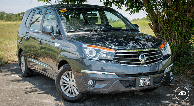 Ssangyong Rodius 2 0 Ex 4x2 At 2018 Philippines Price Specs