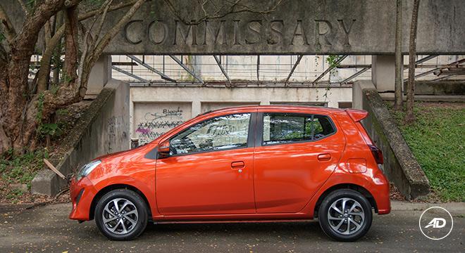Toyota Wigo 1.0 G AT