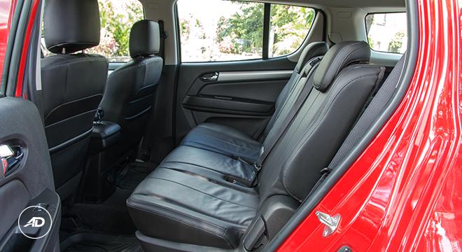 Chevrolet Trailblazer 2.8 AT 4x4 Z71