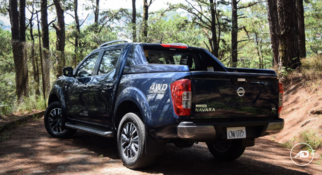 Nissan Navara 4X4 VL Sport Edition AT