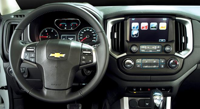 Chevrolet Trailblazer 2.8 AT 4x2 LTX