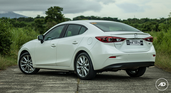 Mazda 3 Sedan 2 0 Skyactiv R At 2018 Philippines Price