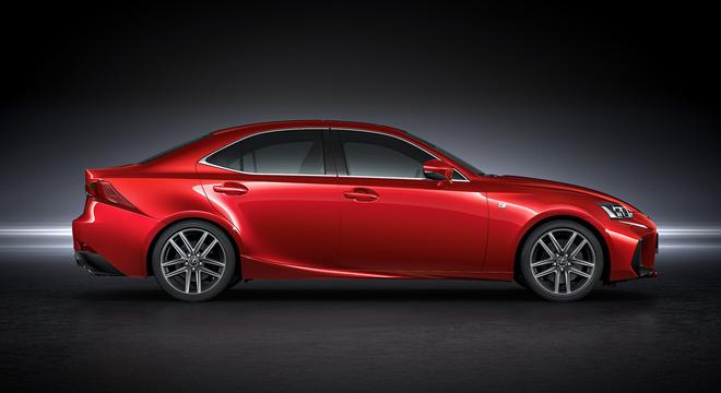 Lexus IS 350 F-Sport