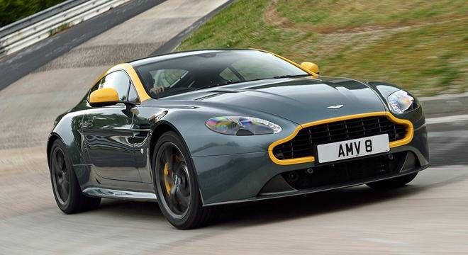 Aston Martin Vantage V8 S Coupe N430