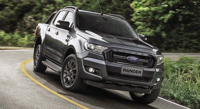 Ford Ranger 2 2 Fx4 4x2 At 2018 Philippines Price Specs Autodeal
