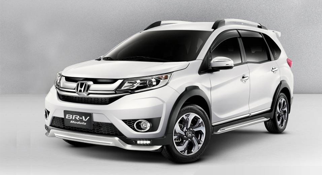 Honda BR-V 1.5 S CVT Modulo