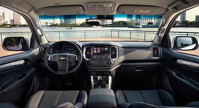 Chevrolet Trailblazer 2.8 AT 4x2 LTX 2018, Philippines Price & Specs | AutoDeal