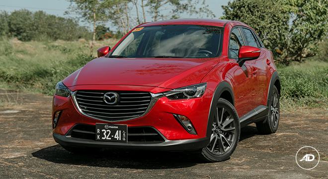 Mazda CX-3 2.0 Activ 4x4 AT