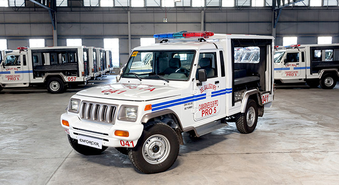 Mahindra Enforcer Single Cab 4x2 Standard