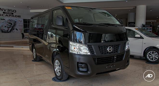 Nissan NV350 Urvan Super Elite Escapade 10-seater