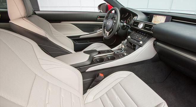 Lexus RC 350  V6