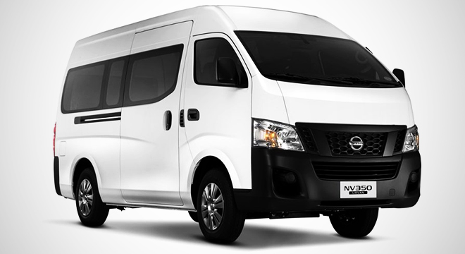 Nissan NV350 Urvan Cargo
