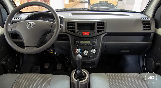 BAIC MZ45 1.2 11-seater Basic Transporter MT