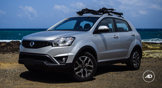 ssangyong korando 2 0 elx 4x4 at 2018 philippines price specs autodeal. Black Bedroom Furniture Sets. Home Design Ideas