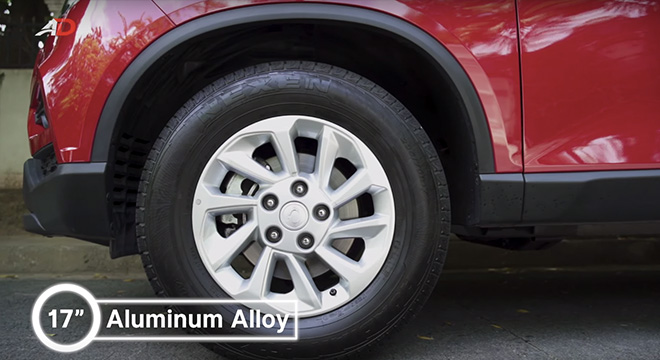 Ssangyong musso grand road test wheels exterior philippines