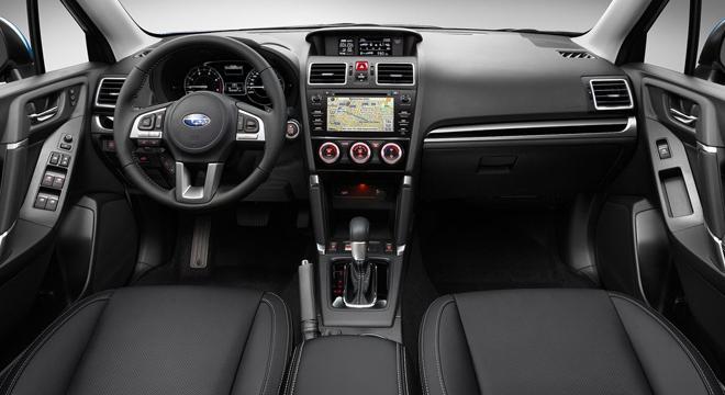 Subaru Forester 2.0i-Premium