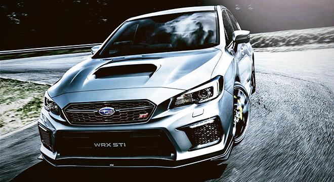 Subaru WRX STI 2.5 MT