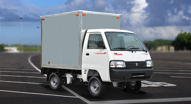 Suzuki Super Carry Cargo Van 2018 brand new