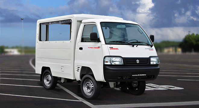 Suzuki Super Carry Jeepney Body 2018 brand new
