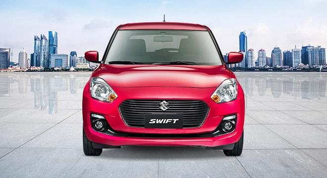 Suzuki Swift GL  front