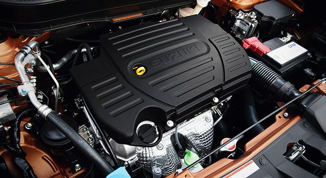 Suzuki Vitara GL+ 2018 engine