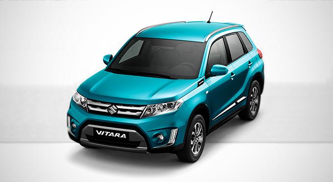 Suzuki Vitara GL+ 2018 pacific blue