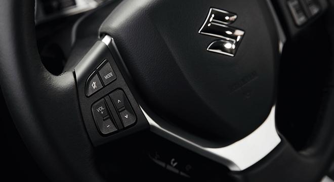 Suzuki Vitara GL+ 2018 steering wheel