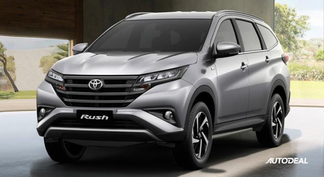 Toyota Rush 2018 1.5 E MT
