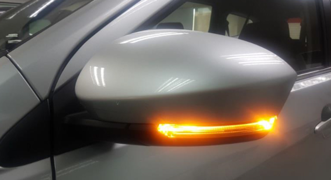 Toyota Rush 2018 1.5 E MT side mirrors
