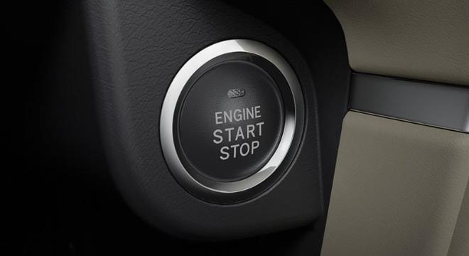 Toyota Rush 2018 1.5 E push start