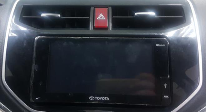 Toyota Rush 2018 1.5 E stereo system