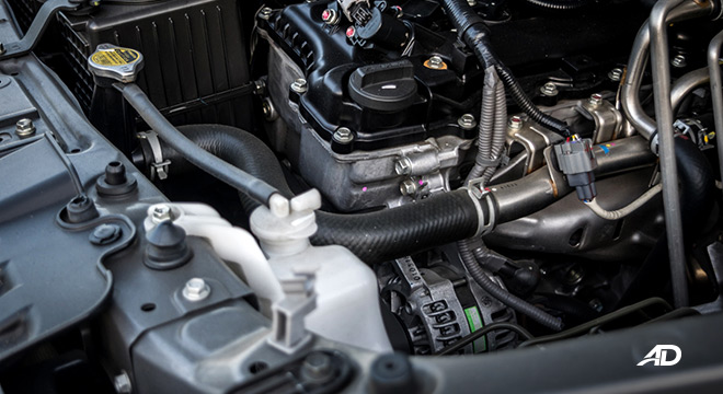 toyota rush engine
