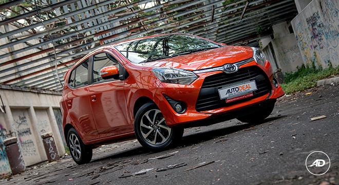 Toyota Wigo 2018 1.0 G AT Philippines
