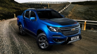 2018 Chevrolet Colorado LTX