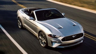 Ford Mustang 5.0 V8 GT Premium MT Convertible