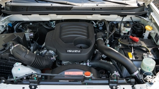 2018 Isuzu mu-X 1.9 RZ4E engine