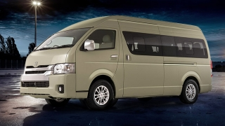 Toyota Hiace Super Grandia 3.0 LXV AT