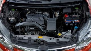 2018 Toyota Wigo 1.0 G AT Philippines engine