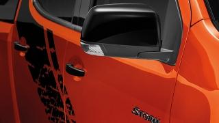 2019 Chevrolet Colorado High Storm side mirror