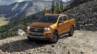2019 Ford Ranger Wildtrak