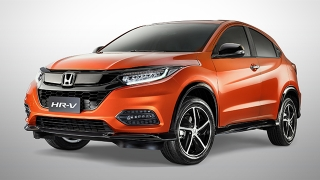2019 Honda HR-V RS front