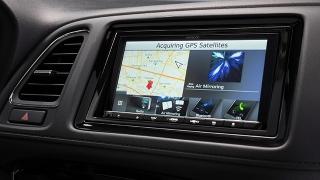 2019 Honda HR-V RS infotainment system